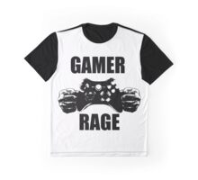 Gamer rage.. Graphic T-Shirt