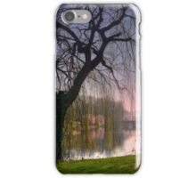 Minnewater Lake Bruges iPhone Case/Skin
