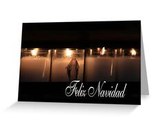 Feliz Navidad -  Spanish Christmas Greeting Card