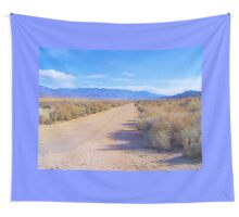 Old Highway 395 Wall Tapestry