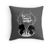 What I Showed You In The Dark Throw Pillow