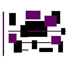 Rectangular Pattern 15  Photographic Print