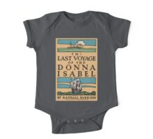 Artist Posters The last voyage of the Donna Isabel by Randall Parrish 1 0704 One Piece - Short Sleeve