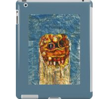 CREEPY MONSTER ONE iPad Case/Skin