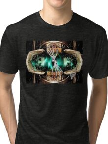 No Timely Passage Tri-blend T-Shirt