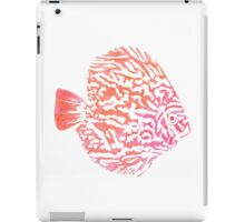 Discus fish iPad Case/Skin
