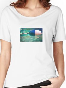 Swimming Women's Relaxed Fit T-Shirt