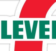 7 Eleven Never Forget Sticker