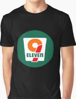 7 Eleven, 9/11 Graphic T-Shirt