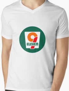 7 Eleven, 9/11 Mens V-Neck T-Shirt