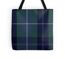 00452 Bell-McTier Thistle Tartan  Tote Bag