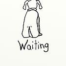 Waiting by Paul Rees-Jones