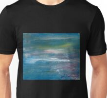 Megan Lewis-Sea of Passion - Original acrylic painting on Canvas Unisex T-Shirt