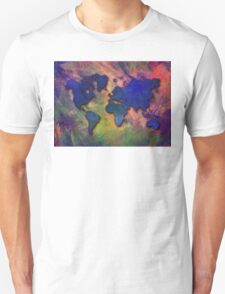 World map special 5 Unisex T-Shirt