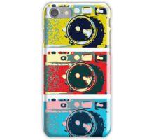 3 Leica M9s iPhone Case/Skin