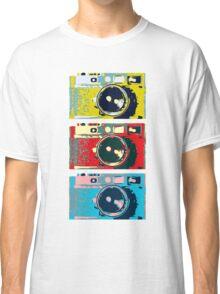 3 Leica M9s Classic T-Shirt