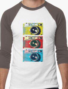 3 Leica M9s Men's Baseball ¾ T-Shirt