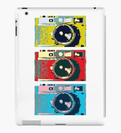 3 Leica M9s iPad Case/Skin