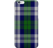 00457 The Blue Boy Tartan  iPhone Case/Skin