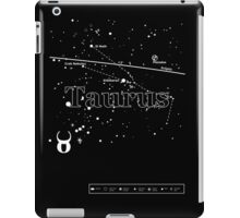 Taurus Star Chart iPad Case/Skin