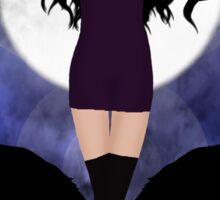 Queen of the night Sticker
