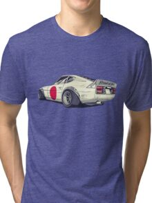 Datsun 240z Fairlady - Good at Bad (260z 280z) Tri-blend T-Shirt