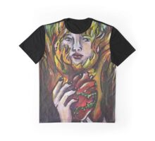 Sacred Flame Graphic T-Shirt