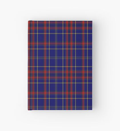 00458 Blue Bough from Orkney Tartan  Hardcover Journal