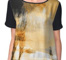 Angel of the Valley Chiffon Top