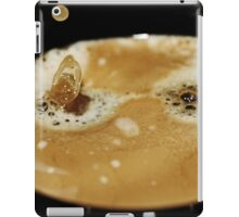 A Cup Of Hot Black Coffee iPad Case/Skin
