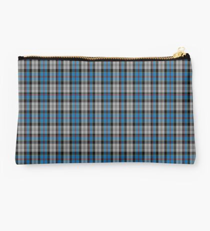 00477 Culloden Blue Stirling District Tartan  Studio Pouch
