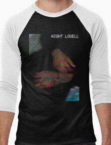 Night Lovell Galaxy Blend Men's Baseball ¾ T-Shirt