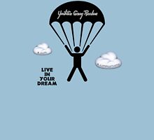 ◇ Live In Your Gift (Parachute) | #JWM | @MrGreyRealms Unisex T-Shirt