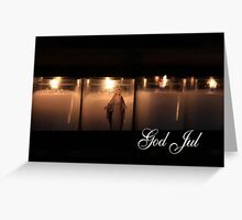 God Jul - Swedish Christmas Greeting Card
