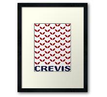 Crevis Logo - 3 (GTA V) Framed Print