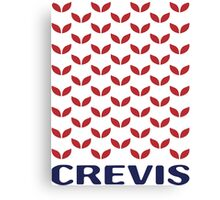 Crevis Logo - 3 (GTA V) Canvas Print