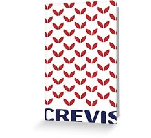 Crevis Logo - 3 (GTA V) Greeting Card