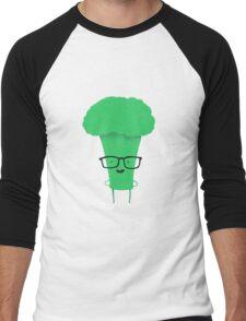 Smart as a broccoli Men's Baseball ¾ T-Shirt