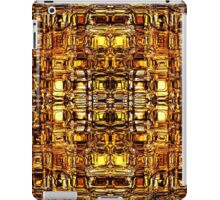 Through the Orange Glass iPad Case/Skin