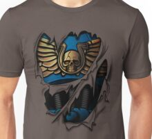 Ultramarines Armor Unisex T-Shirt