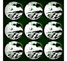 Nine Moons Photographic Print