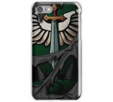 Dark Angels Armor iPhone Case/Skin