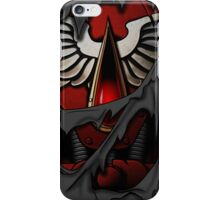 Blood Angels Armor iPhone Case/Skin