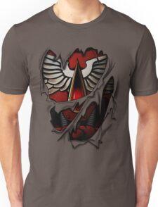 Blood Angels Armor Unisex T-Shirt