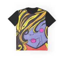 Stitched Doll Graphic T-Shirt