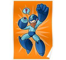 Mega Manly Poster