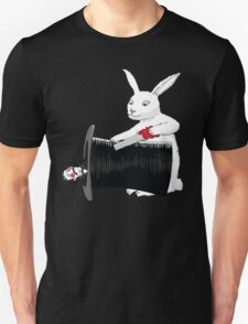 Rabbit vs. Magician Unisex T-Shirt