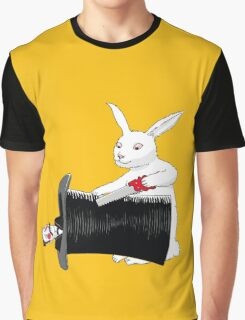 Rabbit vs. Magician Graphic T-Shirt