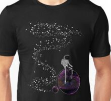 PENNY FARTHING SPACE CYCLE T-Shirt