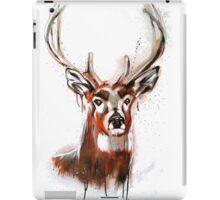 Antler Deer Graffiti Art iPad Case/Skin